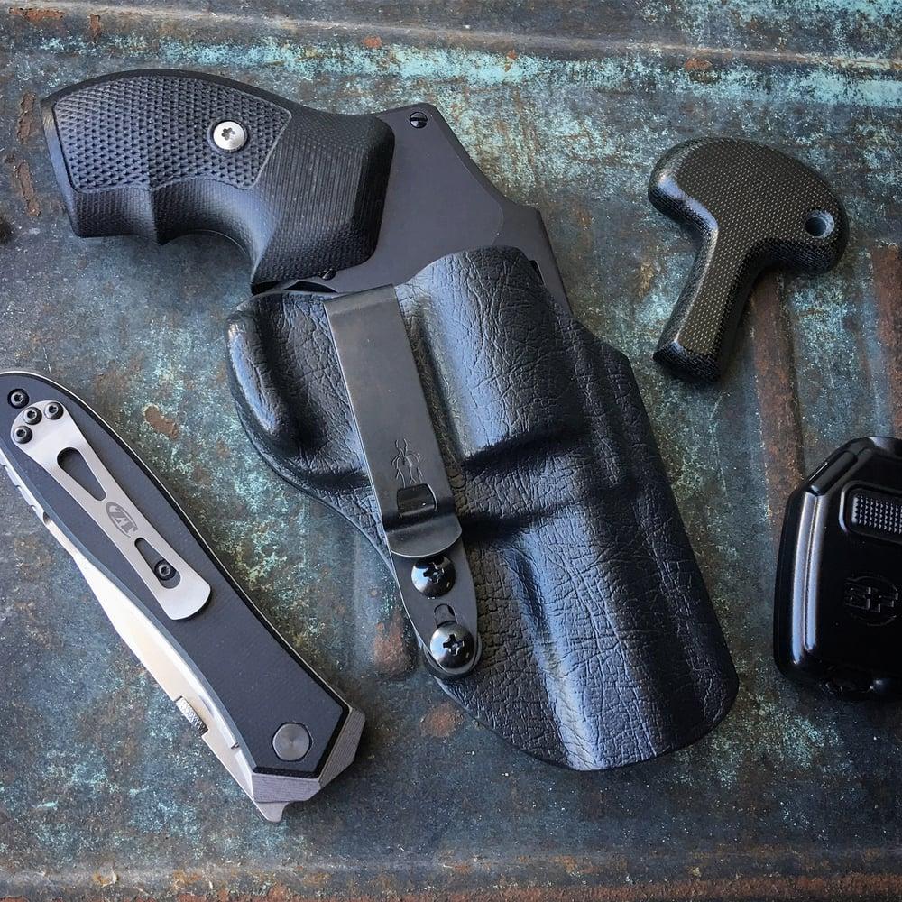 Image of J frame A/IWB holster