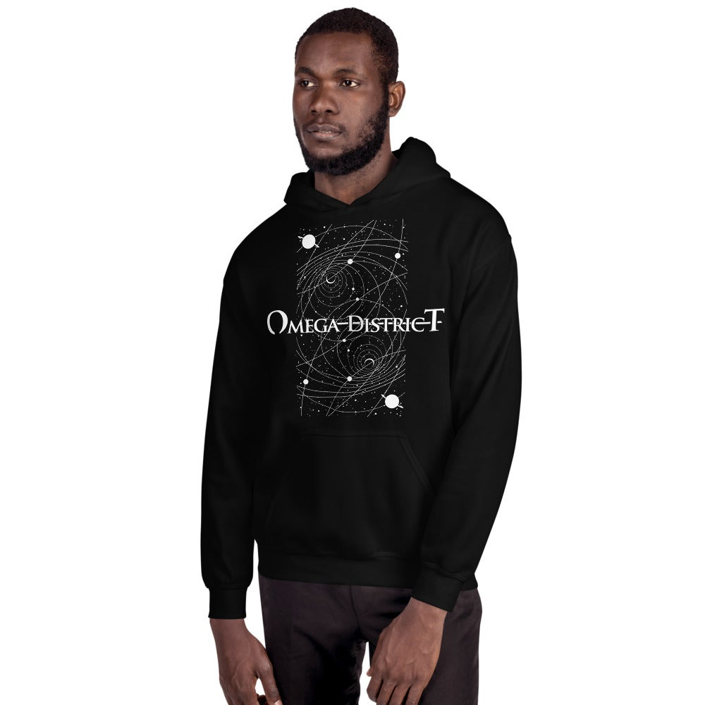 Image of Omega District - Constellation Hoodie - Unisex