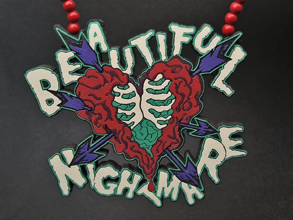 Image of BN Heartless Necklace