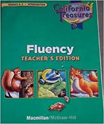 Image of Teacher Edition 1st Grade California Treasures Reading (Macmillan/McGraw-Hill)