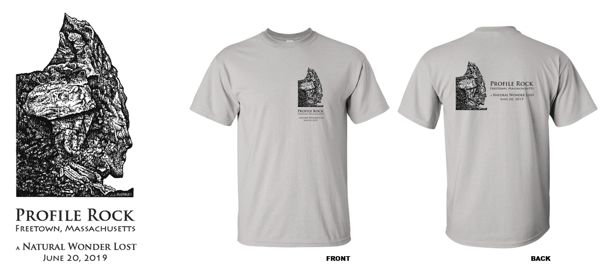 Image of Profile Rock Commemorative T-Shirt