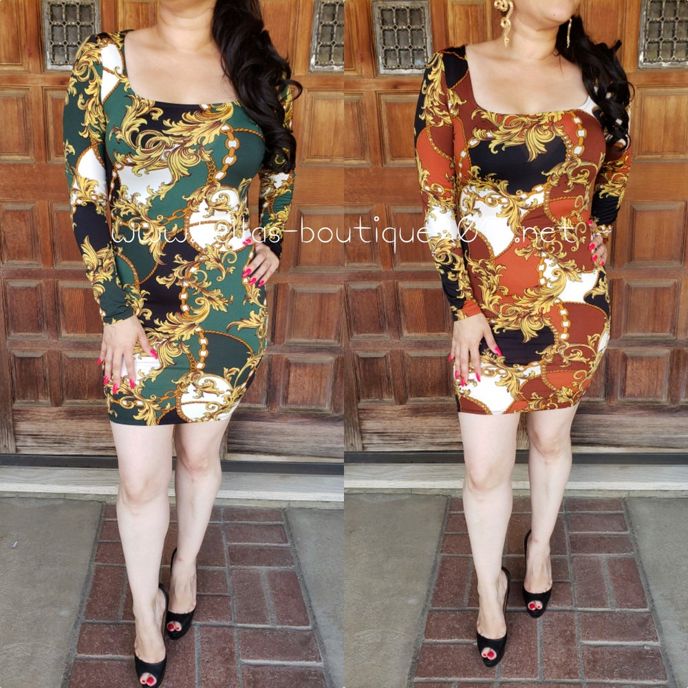 Image of Get Inspired Dress