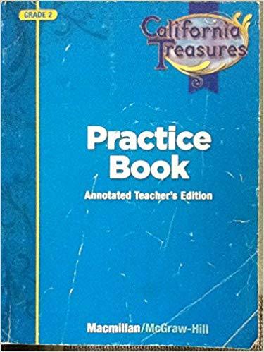 Image of Teacher Edition Grade 2 California Treasures Reading (Macmillan/McGraw-Hill)