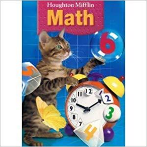 Image of Teacher Edition Grade 2 Houghton Mifflin California Mathematics