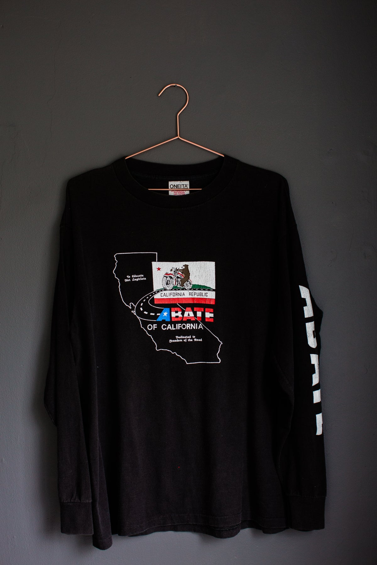 Image of Vintage Abate of California Long Sleeve Shirt