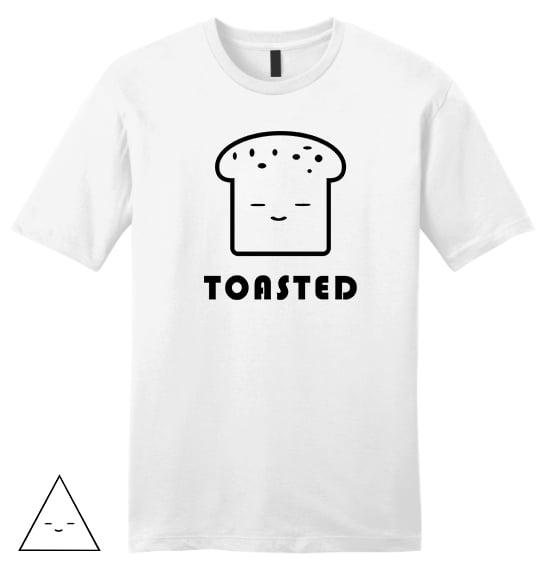 Image of I'm feeling TOASTED Tee