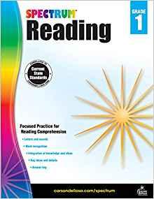 Image of Grade 1 Sprectrum Reading