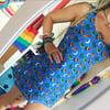 Adults Jersey Pinafore Dress