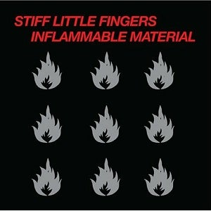 Image of Stiff Little Fingers - Inflammable Material LP