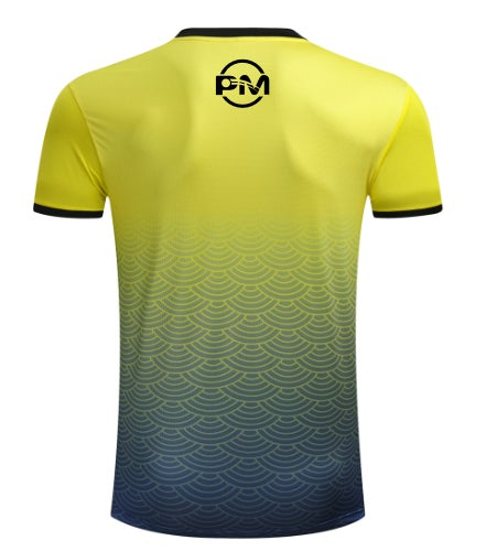 Image of Competition Shirt Yellow