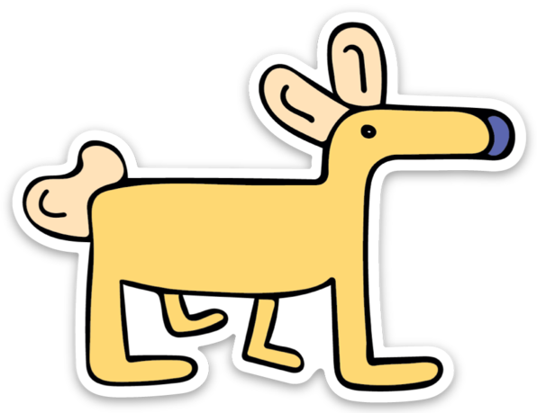 Image of Mouse Sticker