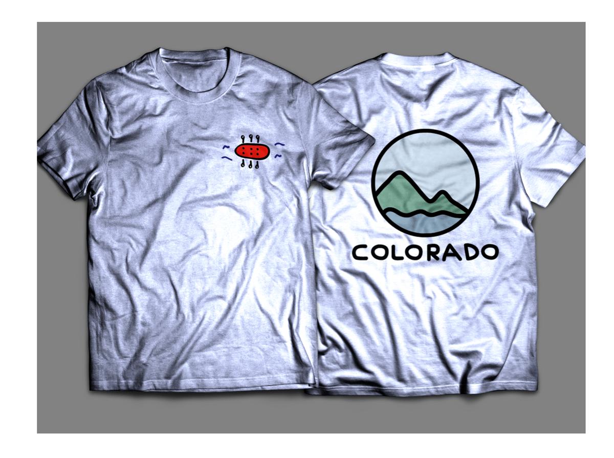 Image of Colorado Rafting Shirt