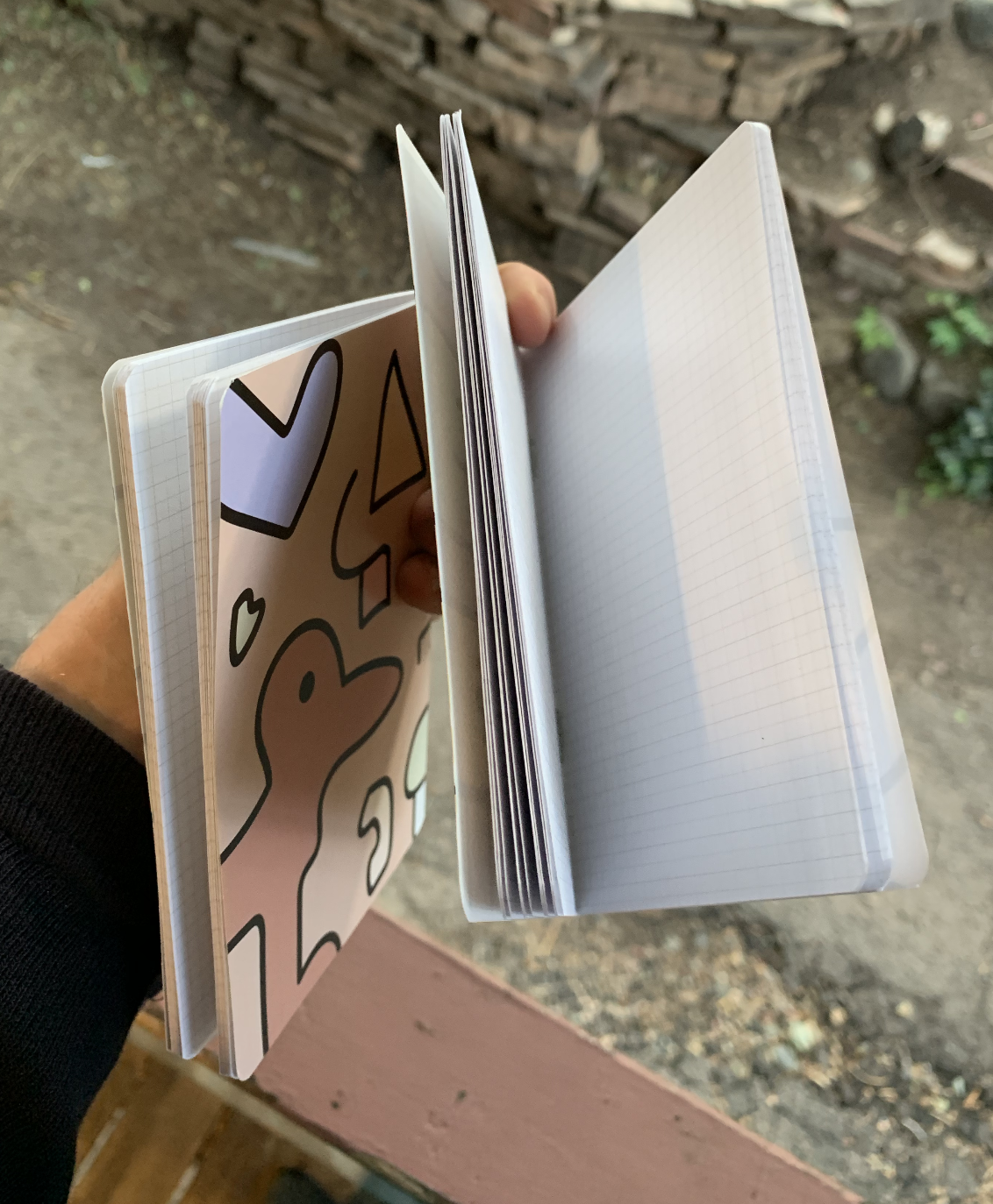 Image of Monster Notebook