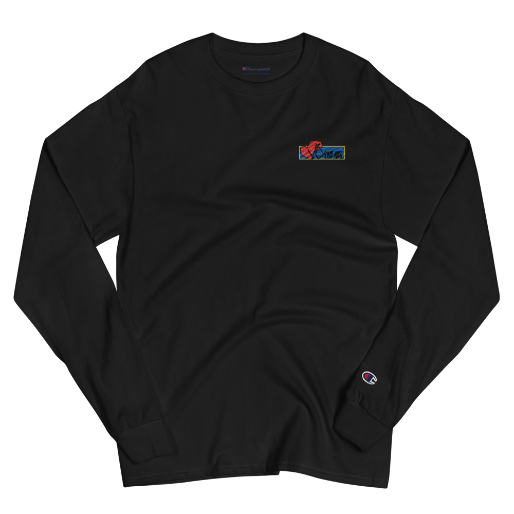 IHYS embroidered  Long Sleeve