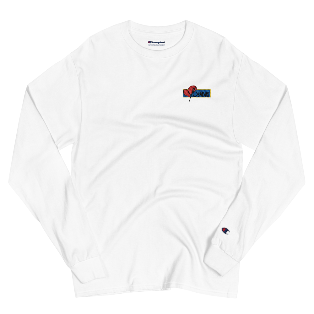 Image of IHYS embroidered  Long Sleeve