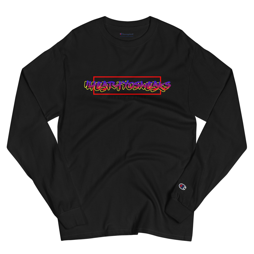 """Image of """"Out the Box"""" Longsleeve"""