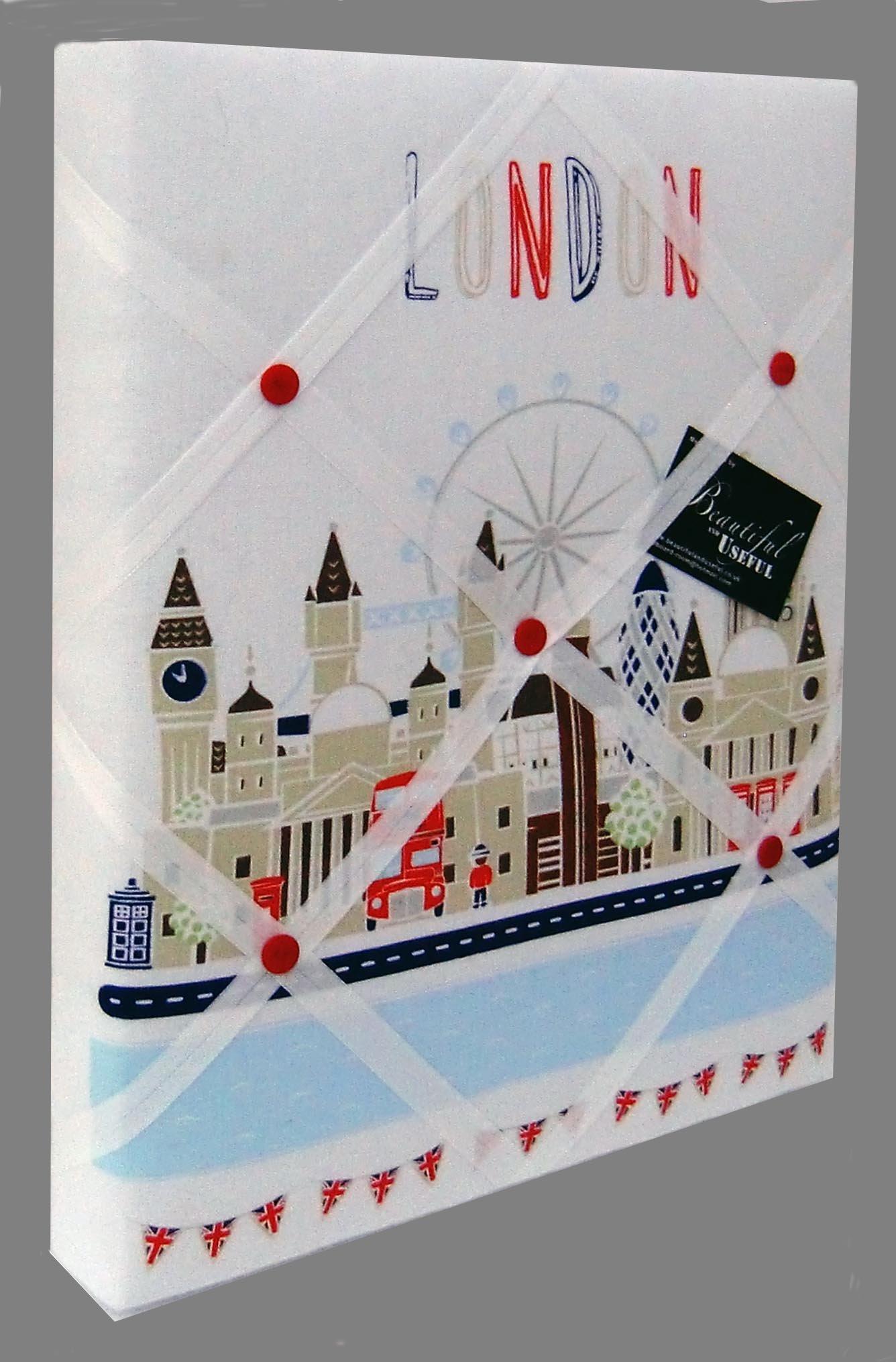 Image of Modern London Memo Boards