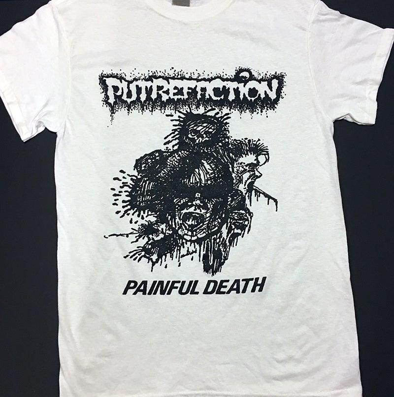 "Image of Putrefaction "" Painful Death "" T shirt"