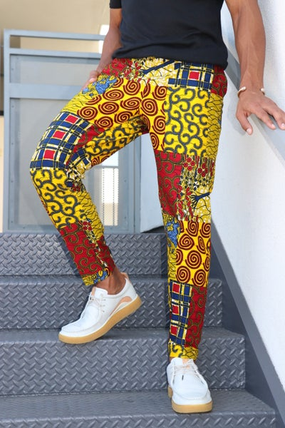 Image of The kendu pants- Asasell