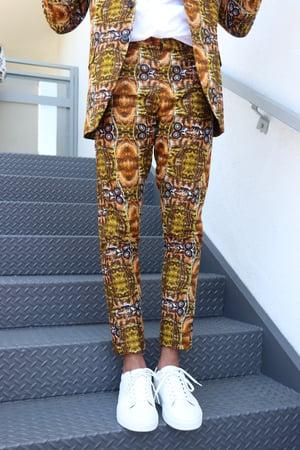 Image of The kendu pants - earth tone