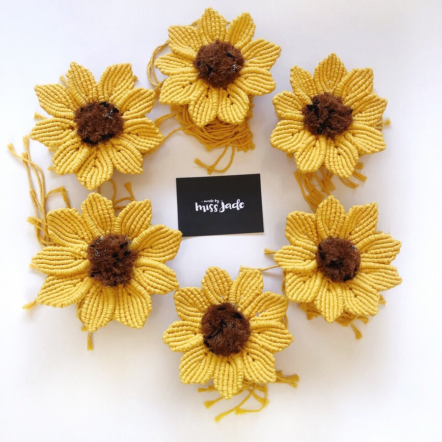 Image of MBMJ Sunflower - Made to Order