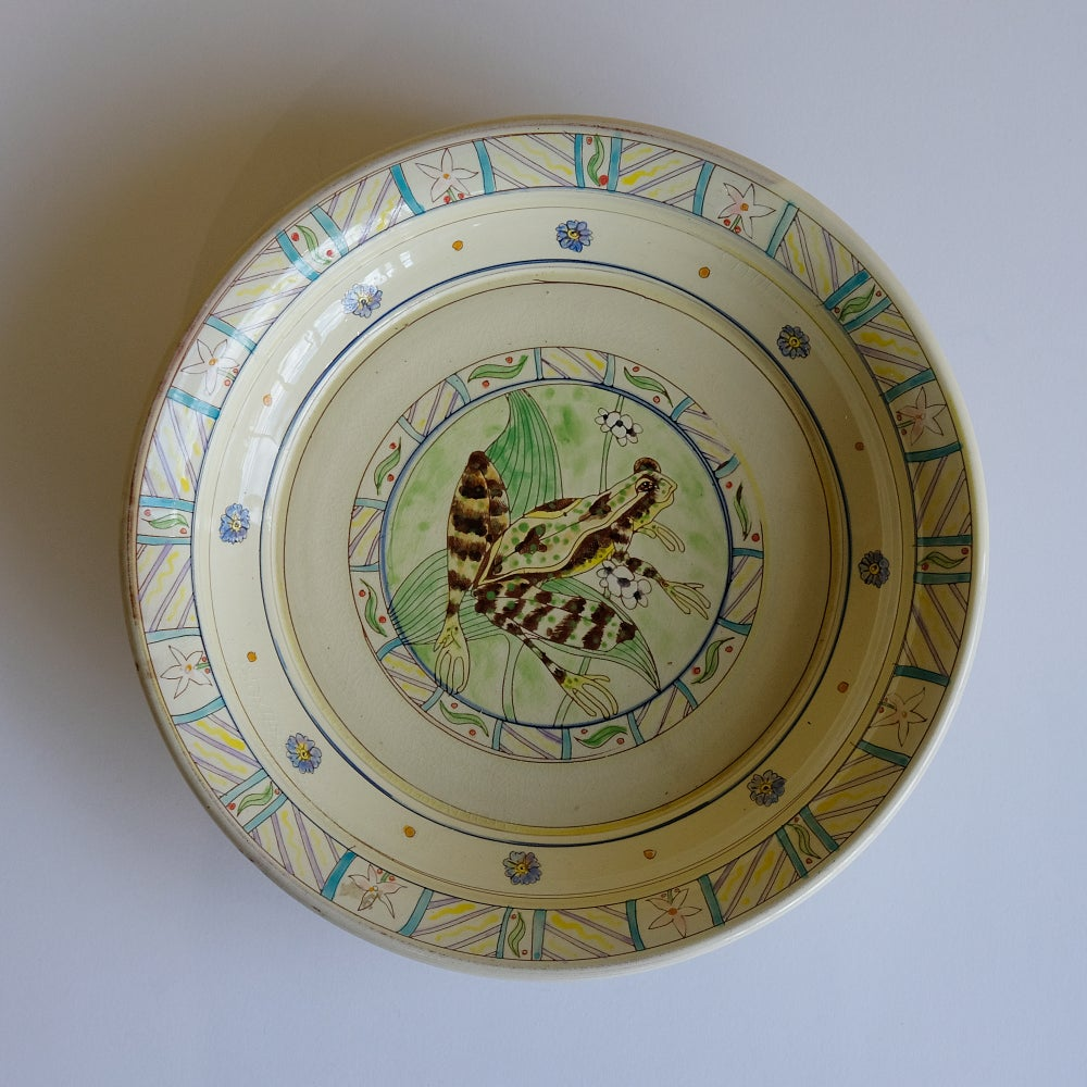 Image of Maureen Minchin Frog Dish