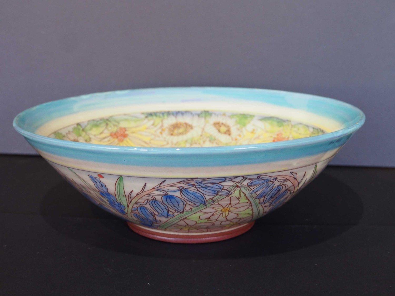 Image of Maureen Minchin Flower Bowl