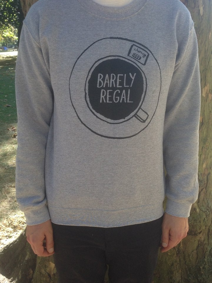 Image of Barely Regal Sweatshirt