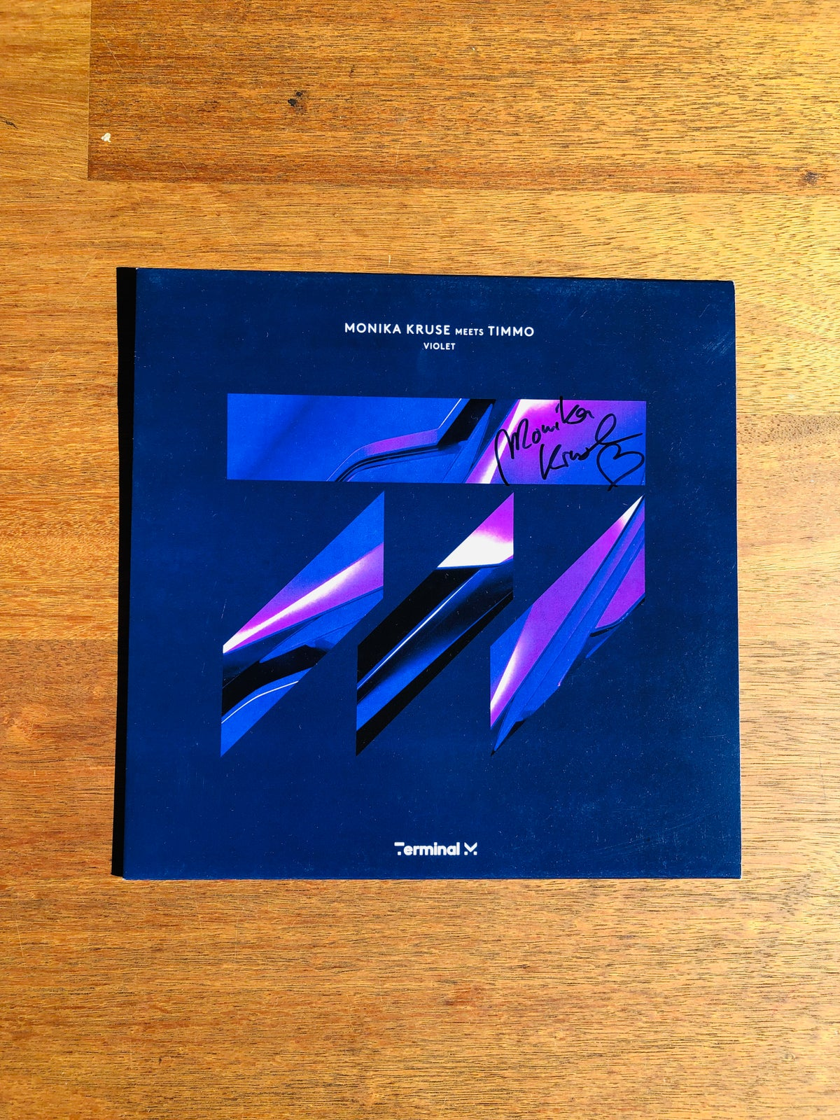 Image of Violet - Signed by Monika Kruse (limited)