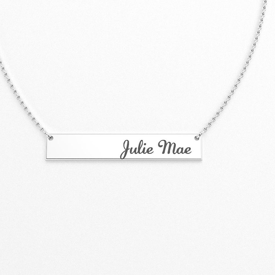 Image of Custom Name Necklaces