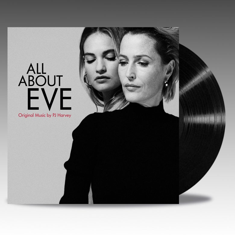 Image of All About Eve (Original Music) 'Black Vinyl' - PJ Harvey