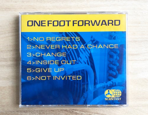 Image of One Foot Forward - EP (2000)