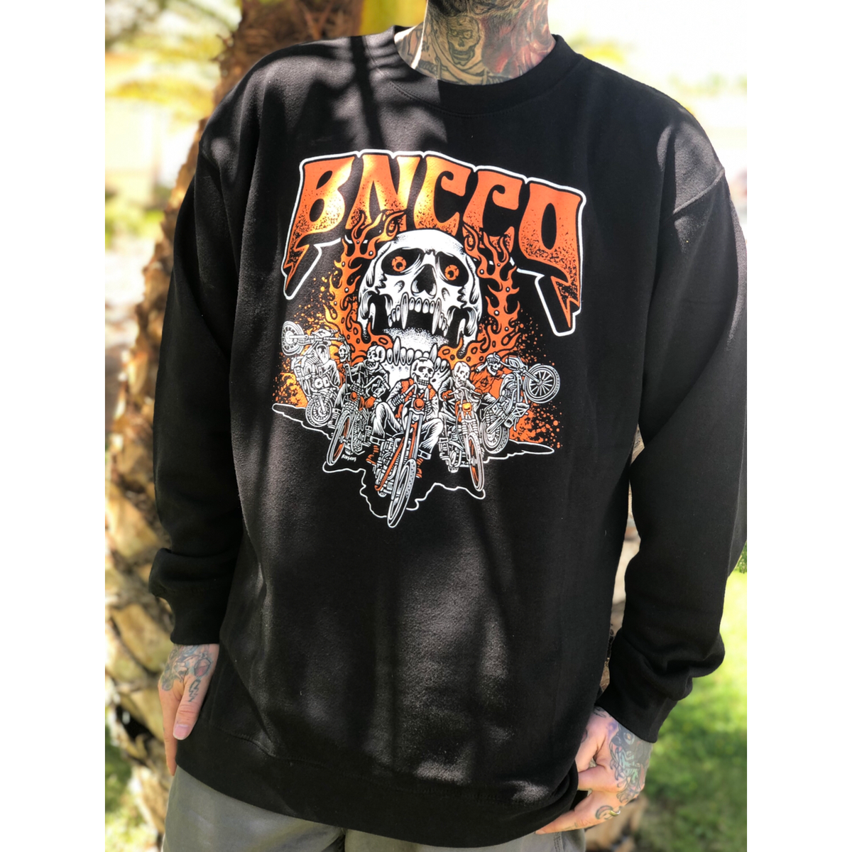 Image of Squad Sweater