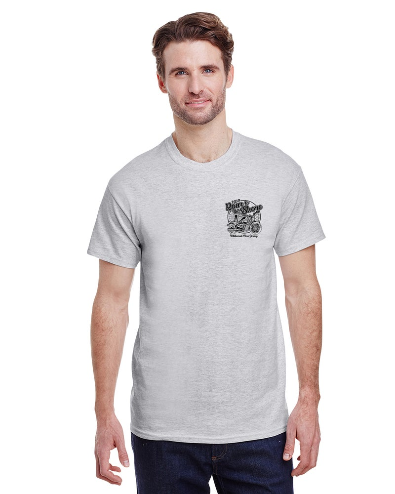 Image of 2019 Grey T-Shirt