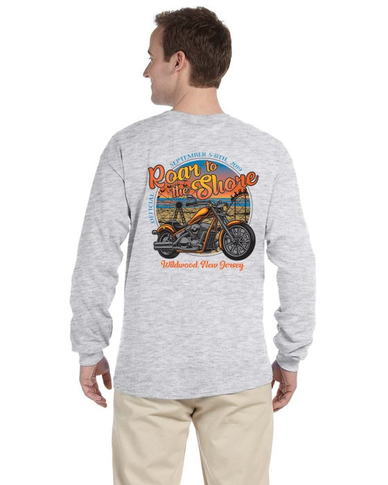 Image of 2019 Grey Long Sleeve