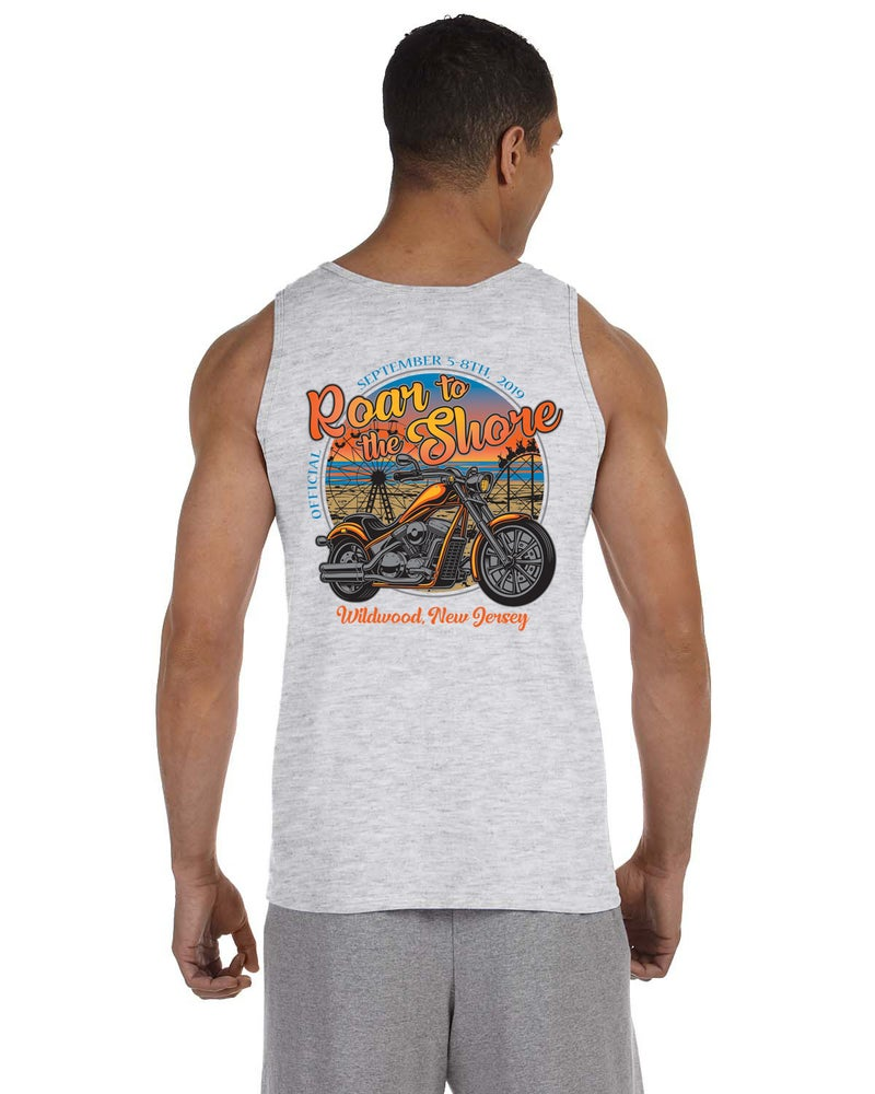 Image of 2019 Men's Grey Tank