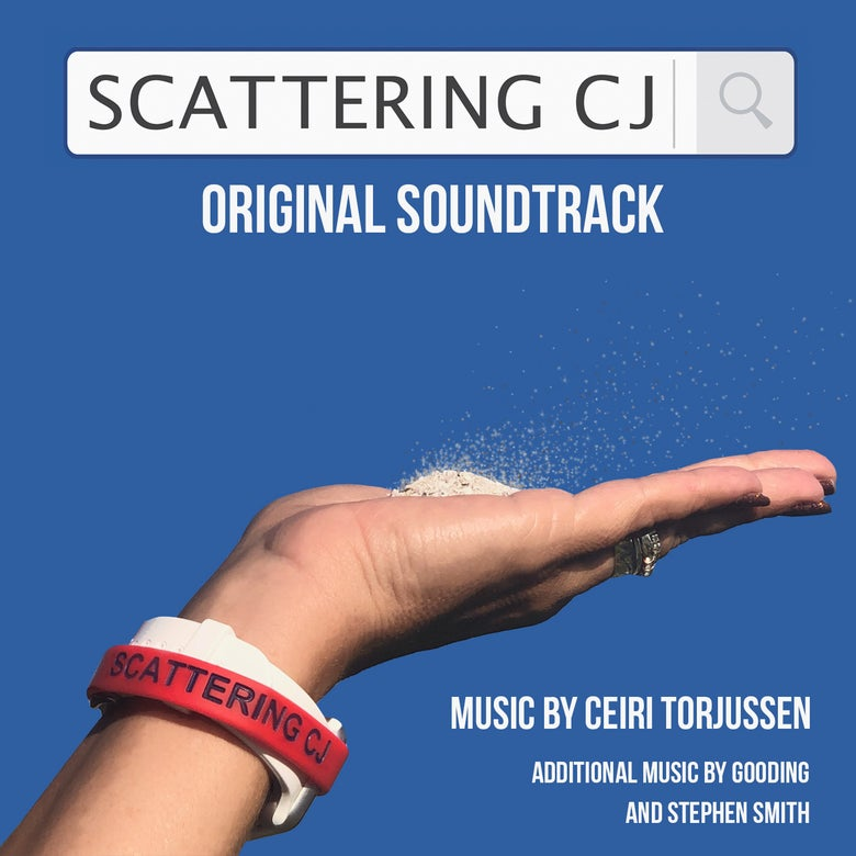 Image of Scattering CJ Original Soundtrack CD