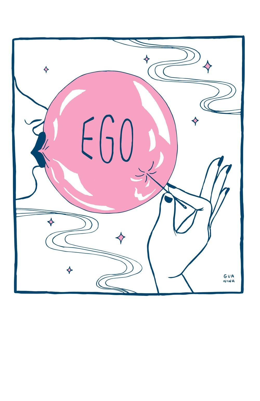 Image of T-shirts: Destruye tu ego