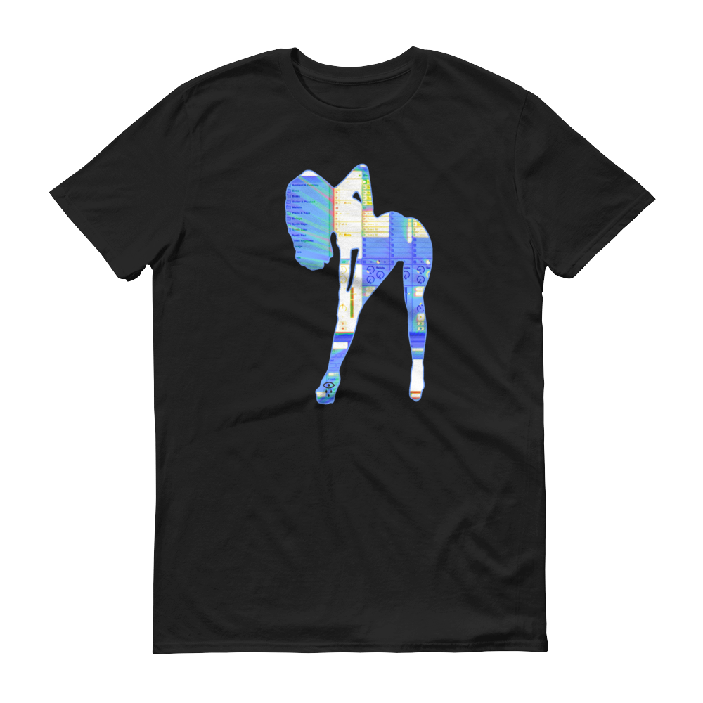 Image of pOP sHIRT - Able-Bodied