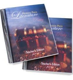 Image of Teachers Edition 4th Grade Mosdos Press Literature Series-Ruby