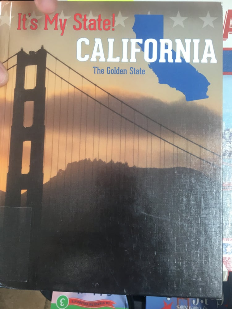 Image of Grade 3  It's My State! Californa: The Golden State Social Studies