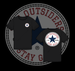 "Image of The Outsiders by S.E. Hinton ""All-Star"" Premium Black Stay Gold Tee."