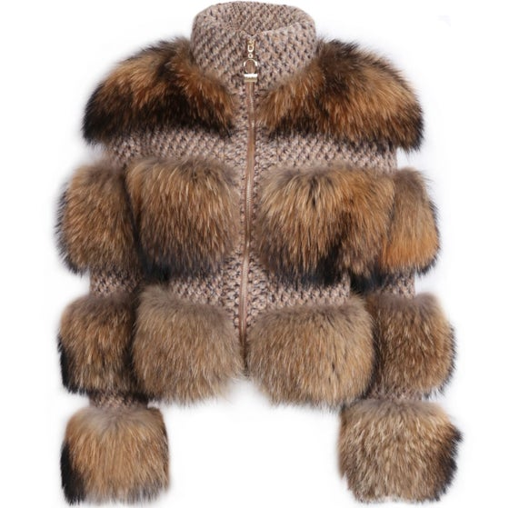 Image of Nadia Fur Bomber