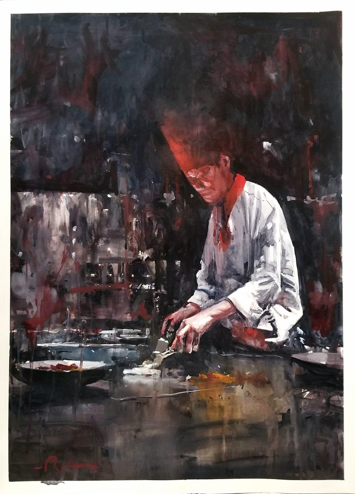 Image of Teppanyaki prints