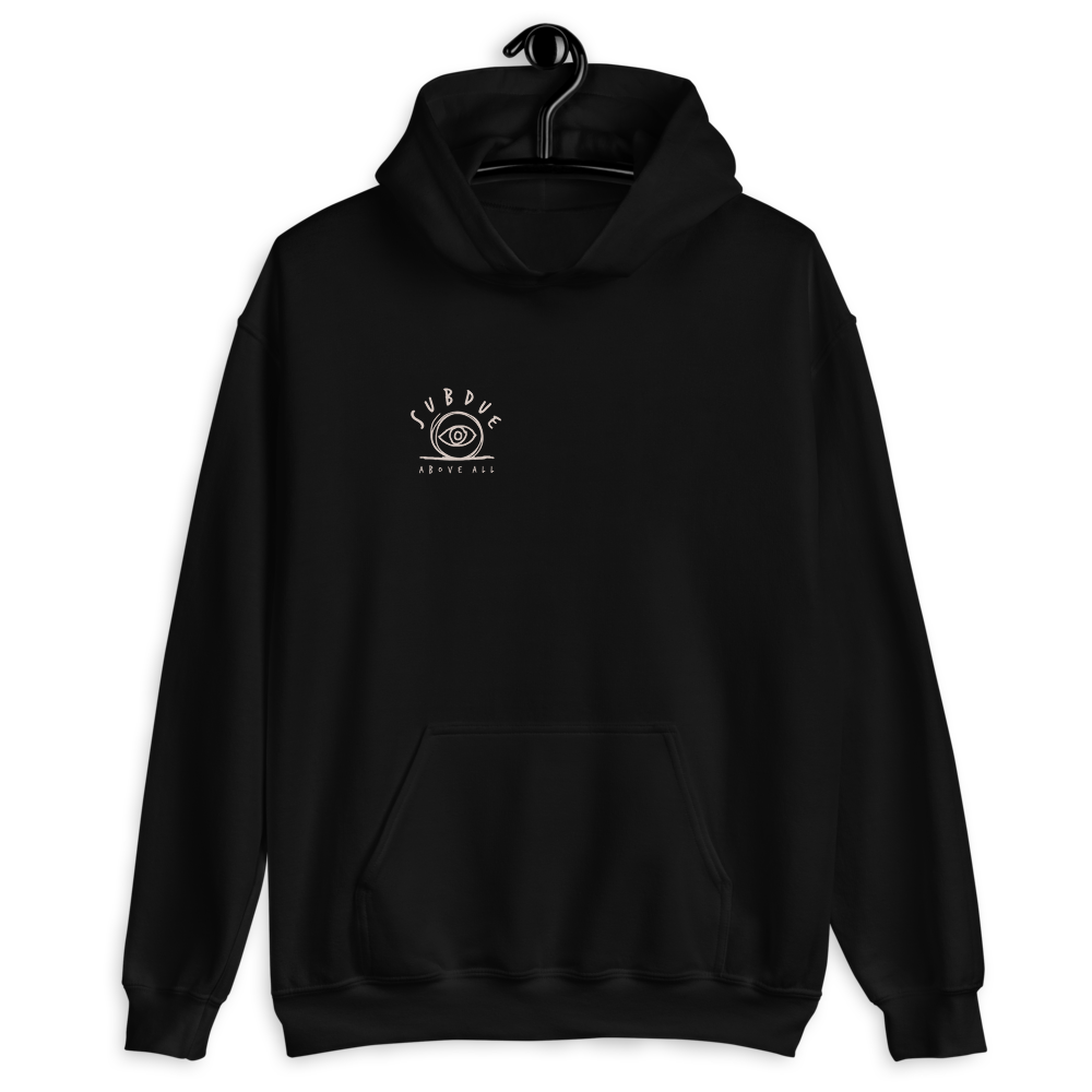 EYEBALL ALL HOODIE