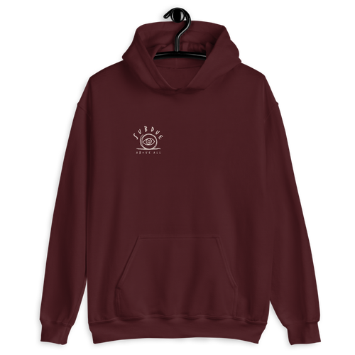 Image of EYEBALL ALL HOODIE