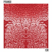 Image of Pyramido  - Fem Ordinary Black and some Red Limited Vinyl