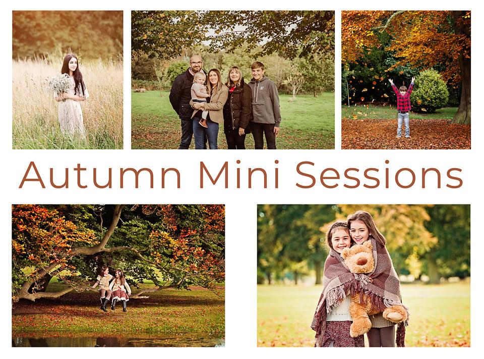 Image of Autumn Mini Sessions
