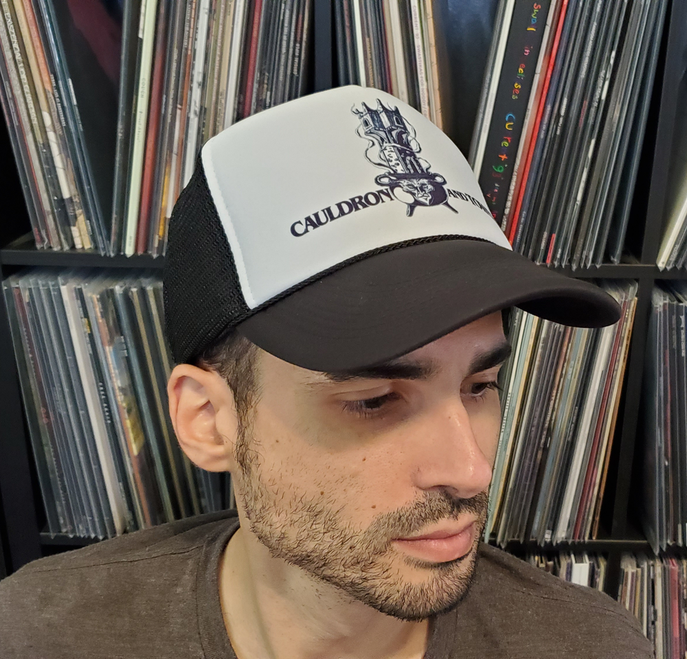 Image of Cauldron & Tower Trucker Hat