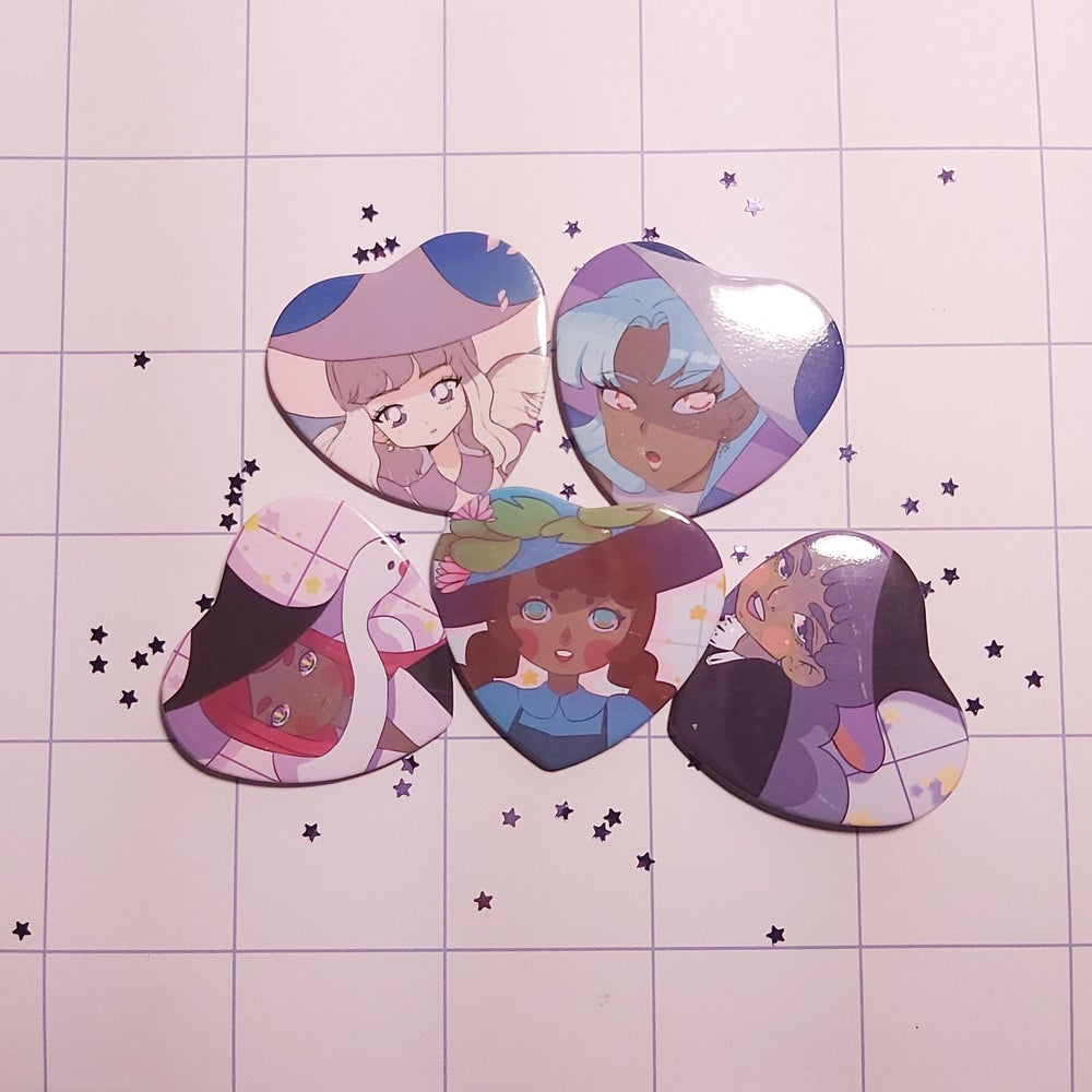 Image of Witchy Badges